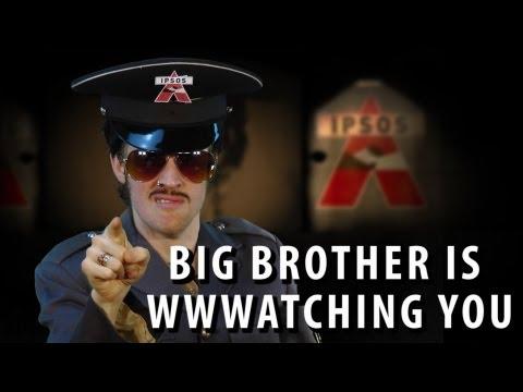 Twenty Seconds on Big Brother