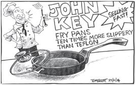 John teflon Key